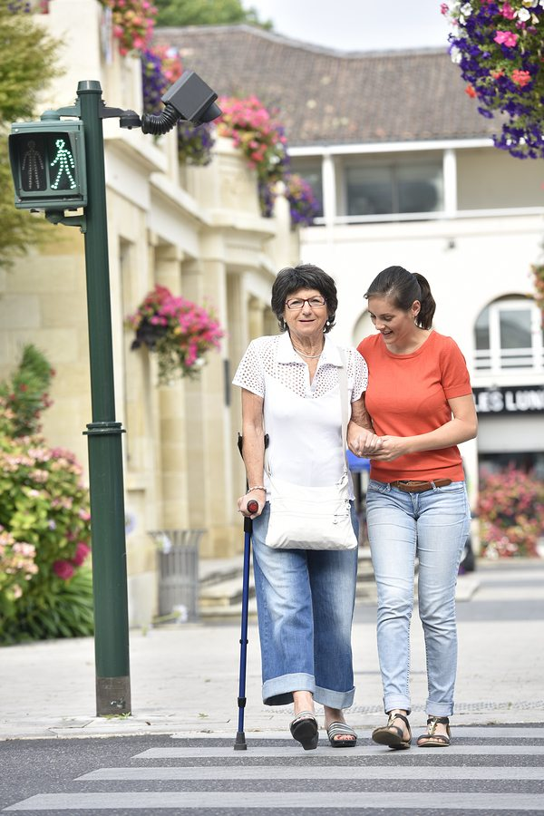 Home Care Clark County: Tips for Aging Pedestrians