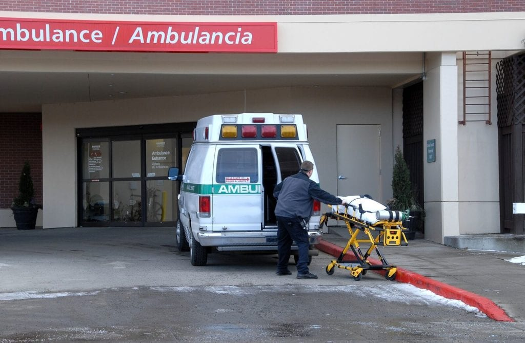 Home Care Services in Clark County VA: Emergency Room Trips