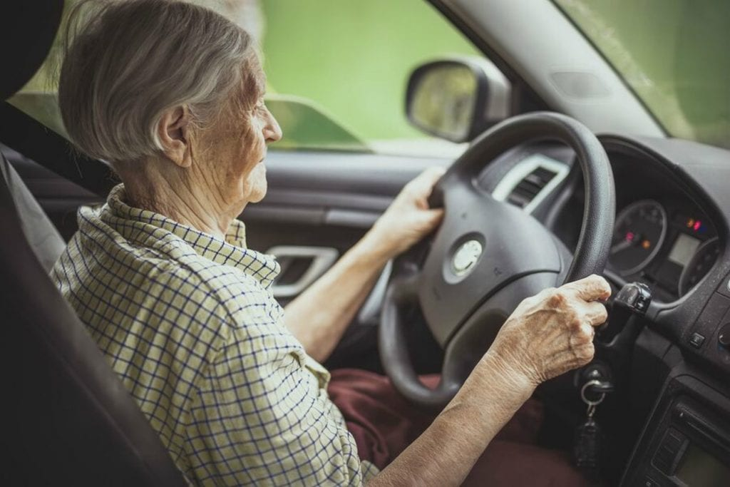 Senior Care in Arlington County VA: Senior Driving