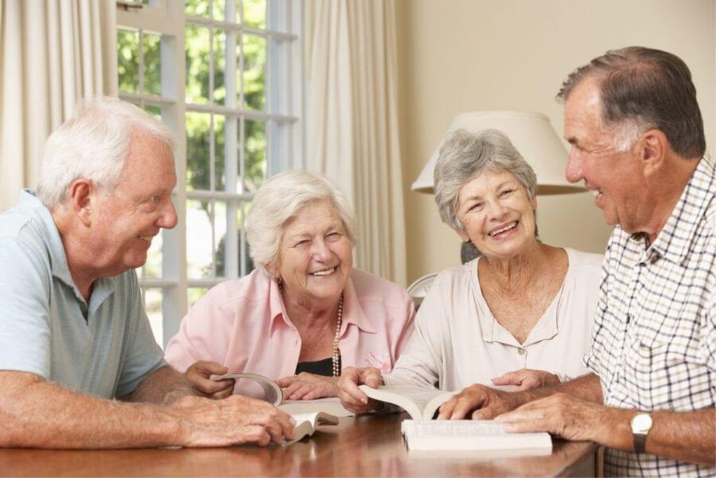 Home Health Care in Loudoun County VA: Housebound Senior Activities