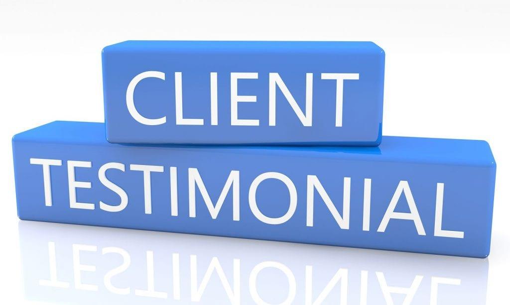 Home Care in Manassas VA : Client Testimonial
