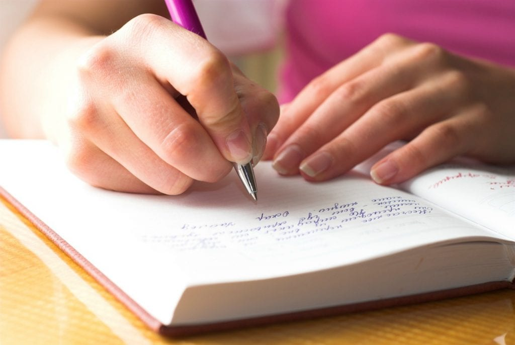 Homecare in Manassas City VA: Writing Down Things of Importance