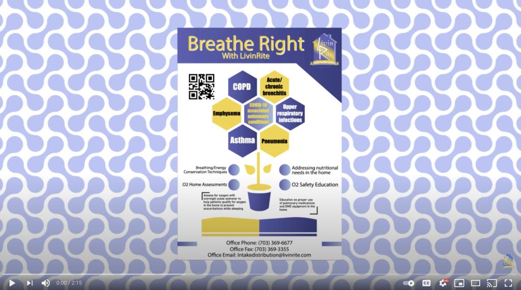 LivinRite Home Health - Pulmonary Education