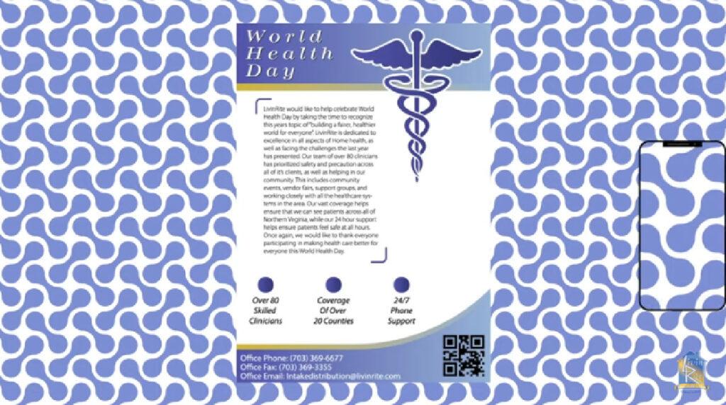 LivinRite Home Health - World Health Day