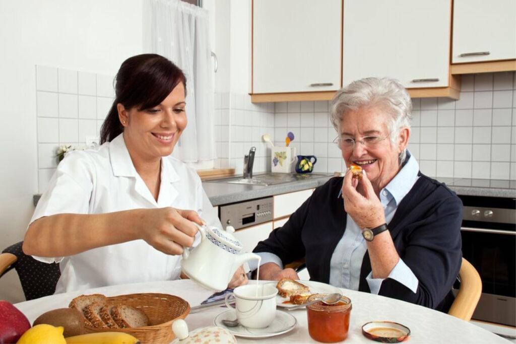 Elder Care in Prince William County VA: Aging In Place