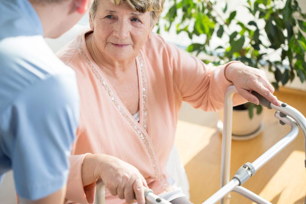 Home Care Services in Manassas City VA: Alzheimer's Patients