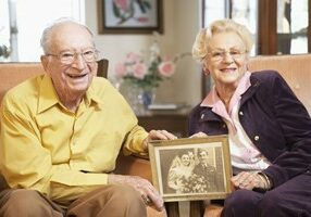 Elder Couple in Northern Virginia